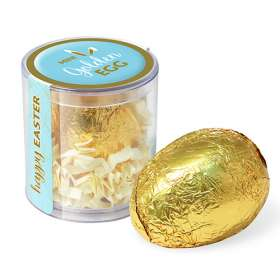 Mini Golden Chocolate Eggs