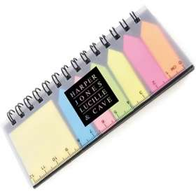 Mini Notepad Desk Buddies