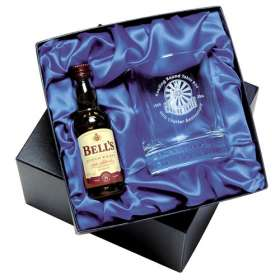 Miniature Bells Whiskey Gift Sets