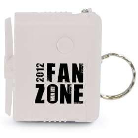 Miniature Fan Keyrings