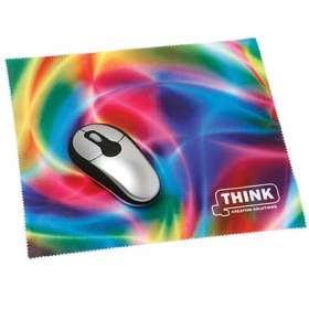 Mouse Mat Screen Cleaner Cloths