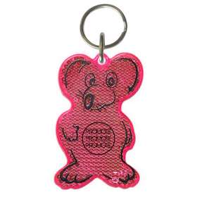 Mouse Reflector Keyrings