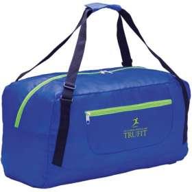 Neon Zipper Duffle Bags
