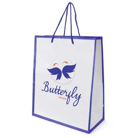Newquay Glossy Paper Bags