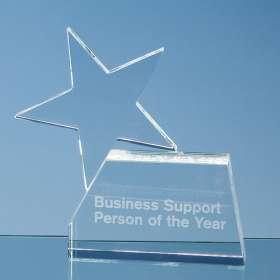 Optical Crystal Rising Star Awards