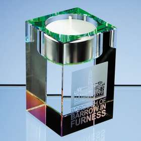Product Image of Optical Crystal Tealight Holders