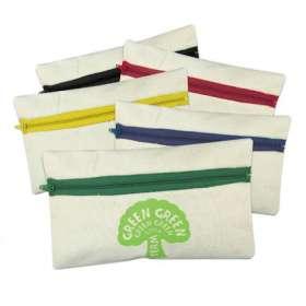 Organic Cotton Pencil Case