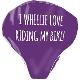 PVC Bike Seat Covers