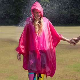 Product Image of Plastic Ponchos