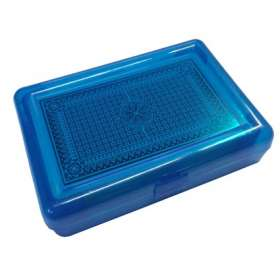 Playing Cards in Plastic Case