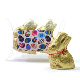 Premium Lindt Mini Chocolate Bunnies