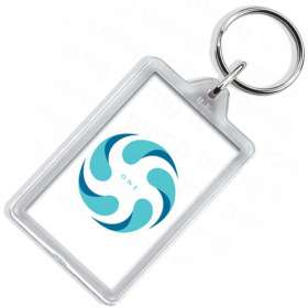 Re Openable Plastic Keyrings