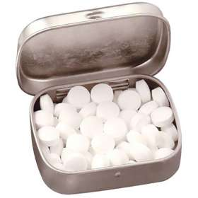 Rectangle Mint Tins