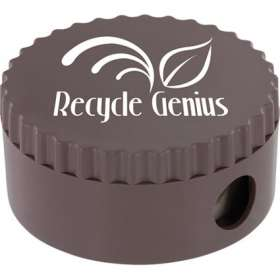 Brown Recycled Pencil Sharpeners