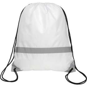 Reflective Drawstring Rucksacks - extra images