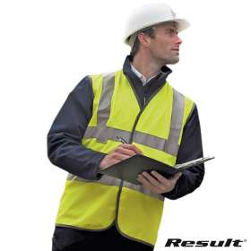 Result Safeguard Hi Vis Safety Vests