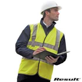 Result Safeguard Hi Vis Safety Vests