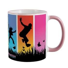 Rim and Handle Full Colour Mugs
