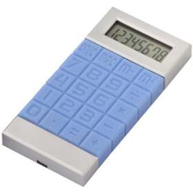 Rubber Button Calculators
