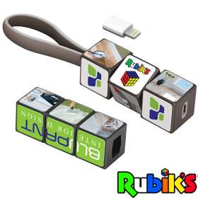 Product Image of Rubiks Charging Cable Sets