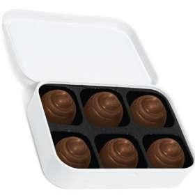 Salted Caramel Chocolate Tins
