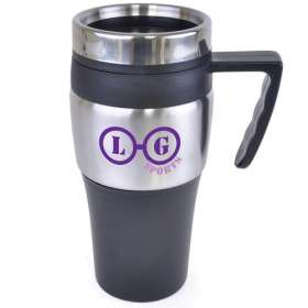 Screw on Lid Travel Mugs