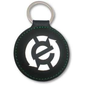 Product Image of Shaped Leatherette Keychains