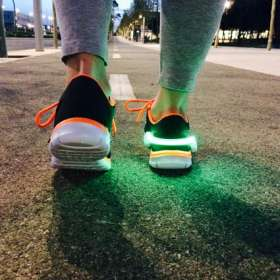 Shoe Lights - extra images