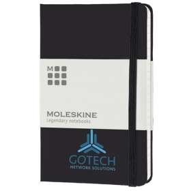 Small Moleskine Hardback Pocket Notebooks