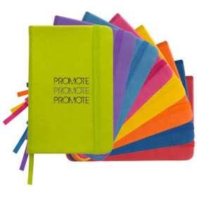 Soft Feel Notebooks