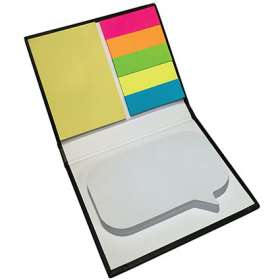 Product Image of Speech Bubble Sticky Note Combo Pads