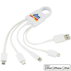 Squad 4 in 1 Charging Cables