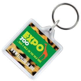 Product Image of Square Keyring