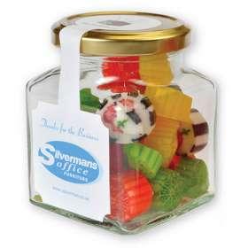 Product Image of Square Retro Sweet Jars
