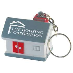 Stress House Keyrings