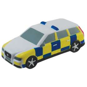 Stress Police Car