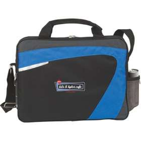 Swoosh Briefcases