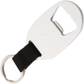 Tag Bottle Opener Keyrings
