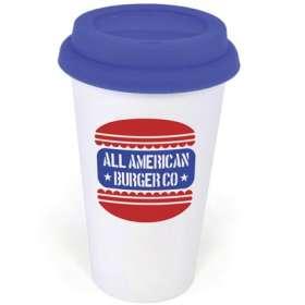 Plastic Take Out Mugs