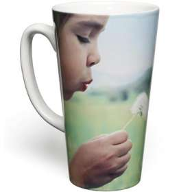 Product Image of Photo Print Tall Latte Mug