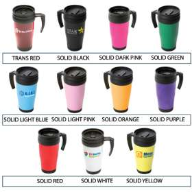 Thermo Travel Mugs