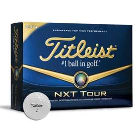 Product Image of Titleist NXT Tour Golf Balls