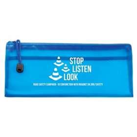 Translucent PVC Pencil Cases