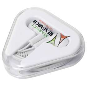 Triangle Case Earbuds