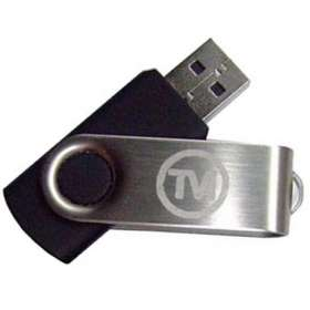 UK Express Twist USB Flashdrive