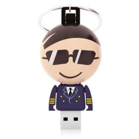 USB Ball People Flashdrives