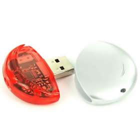USB Moon Flashdrives