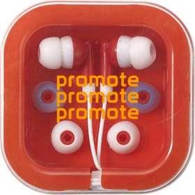 Value Coloured Earphones