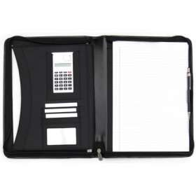 Product Image of A4 Warwick Leather Calculator Folders