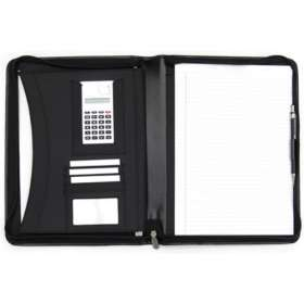 A4 Warwick Leather Calculator Folders